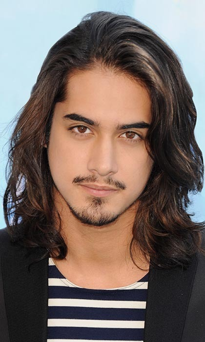AVAN JOVIA, 22: We get our fix of this heartthrob, who is originally from Vancouver, each week on 'Twisted' – but still can't wait for his reunion with 'Victorious' co-star Victoria Justice. The TV duo have signed on for the big-screen comedy 'The Outskirts.' Photo: © Getty