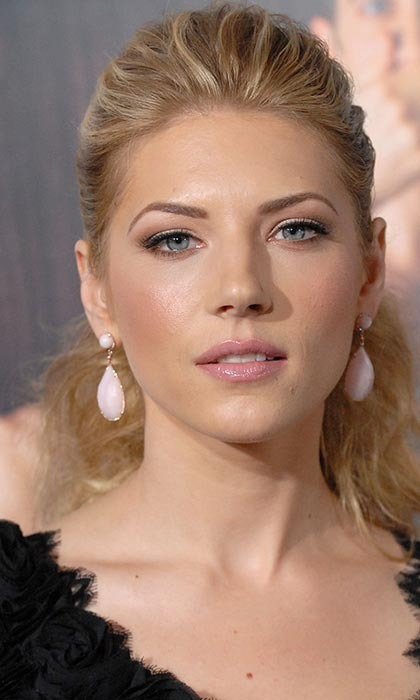 "KATHERYN WINNICK, 36: The Ukrainian-Canadian beauty from Toronto plays the courageous Lagertha in 'Vikings.' ""I'm a third-degree black belt in tae kwon do and had a chain of martial arts schools,"" she reveals. Photo: © Getty Images"