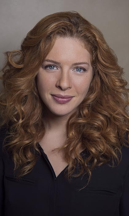 RACHELLE LEFEVRE, 35: After starring in 'Twilight' and 'Barney's Version,' the Montreal-born beauty keeps us glued to the television drama 'Under the Dome.' Photo: © Brownie Harris/CBS