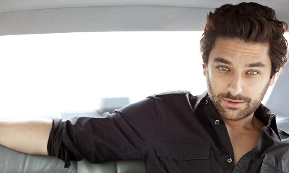 MARK GHANIME, 36: The star of sci-fi series 'Helix' is trilingual. Part Lebanese and raised in Montreal, he speaks English, French and Arabic.