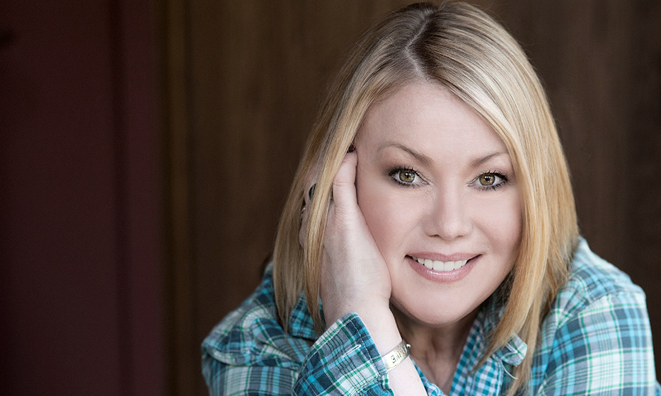 JANN ARDEN, 52: As her latest album, 'Everything Almost,' climbs the charts, the Calgarian singer-songwriter is prepping for a fall tour  – plus, she's working on a novel!  Photo: © Universal