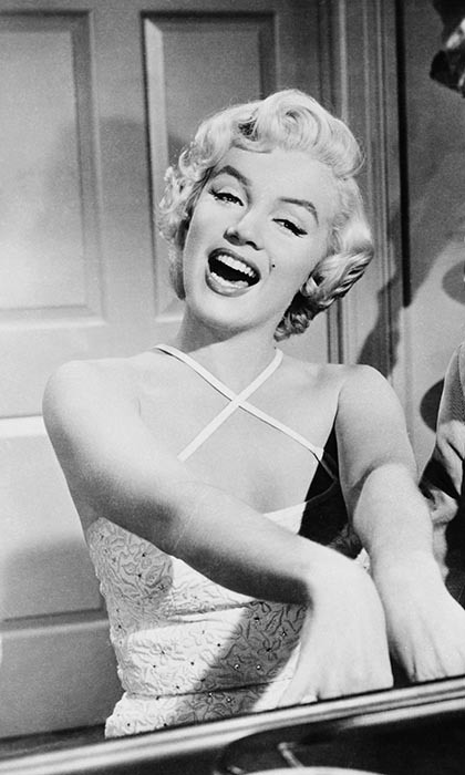 "In 1962, Marilyn performed a sultry rendition of ""Happy Birthday"" for then US President John F. Kennedy. Her makeup artist at the time, Marie Irvine, recently broke her silence about that iconic performance, saying that Marilyn was very nervous prior to taking the stage and rehearsed constantly in order to make a good impression on the Head of State."