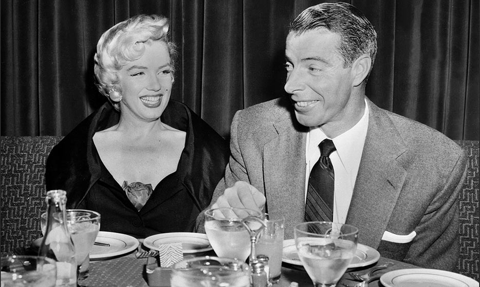 "Her second husband (of three) baseball great Joe DiMaggio is considered by many to be the love of Marilyn's life. After trying the knot in 1954, their marriage lasted only nine months. Later Marilyn opened up about the split, saying that, ""Joe wanted me to be the beautiful ex-actress, just like he was the great former ballplayer. We were to ride into some sunset together. But I wasn't ready for that kind of journey just yet."""