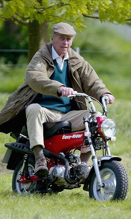 <h2>8. He loves country life</h2>