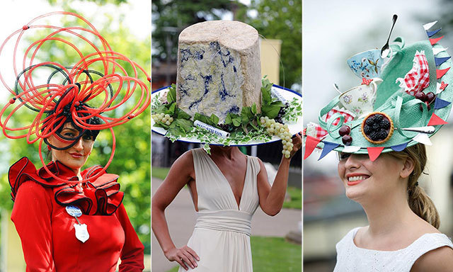 The Most Outrageous Royal Ascot Hats Ever