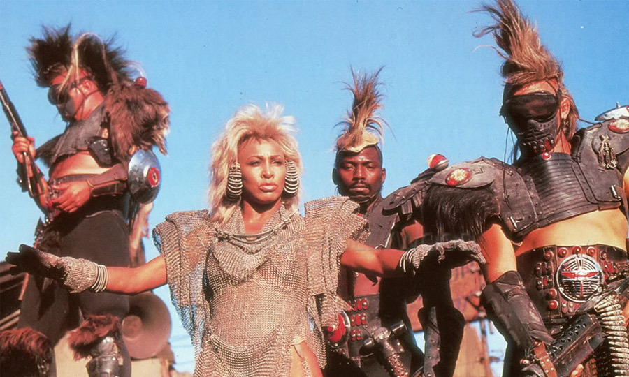 Tina Turner is a legendary singer, but she's also participated in some of the world's biggest blockbuster films. She starred in 1975's 'Tommy,' 'Mad Max Beyond Thunderdome' in 1985 and she has a cameo role in 1993's 'Last Action Hero.'