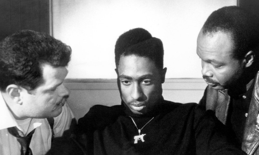 The late Tupac Shakur was more than just a rapper. His film debut was in 'Nothing but Trouble' and from there he went on to star in 'Juice.' He then reached critical mass with future roles in 'Poetic Justic' and 'Above the Rim.' Three of his films were released posthumously: 'Bullet;' 'Gridlock'd;' and 'Gang Related.'