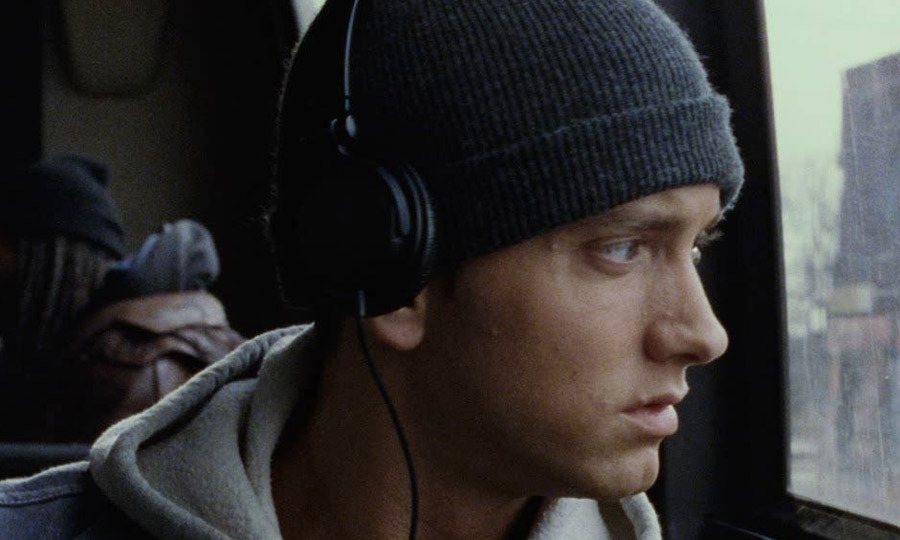 Besides being a popular Detroit-based rapper, Eminem has had a series of acting successes. In 2002, he made his acting debut in '8 Mile,' a film that closely mimicked his own real-life struggles. He went on to garner cameo appearances in 'The Wash,' 'Funny People' and HBO's 'Entourage.'