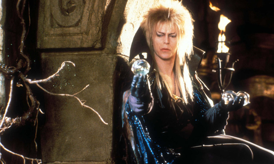 David Bowie's most famous role is playing Jareth the Goblin King in 'Labyrinth,' but the world-renowned singer also lent his voice to an episode of 'SpongeBob SquarePants' and played Andy Warhol in the biopic 'Basquiat.'