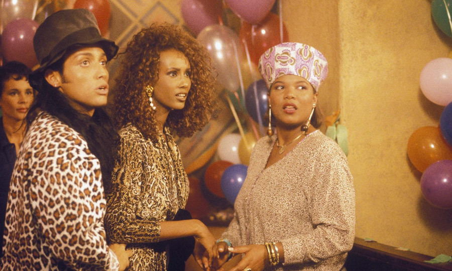 Queen Latifah has been acting for a long time, and she gained mainstream attention on the FOX sitcom 'Living Single' from 1993 to 1998. She also took the big screen by storm in the 90s with roles in 'House Party 2,' 'Juice' and 'Jungle Fever.' Since then she's worked with Holly Hunter in 'Living Out Loud,' Denzel Washington and Angelina Jolie in 'The Bone Collector,' and Steve Martin and Eugene Levy in 'Bringing Down the House.'