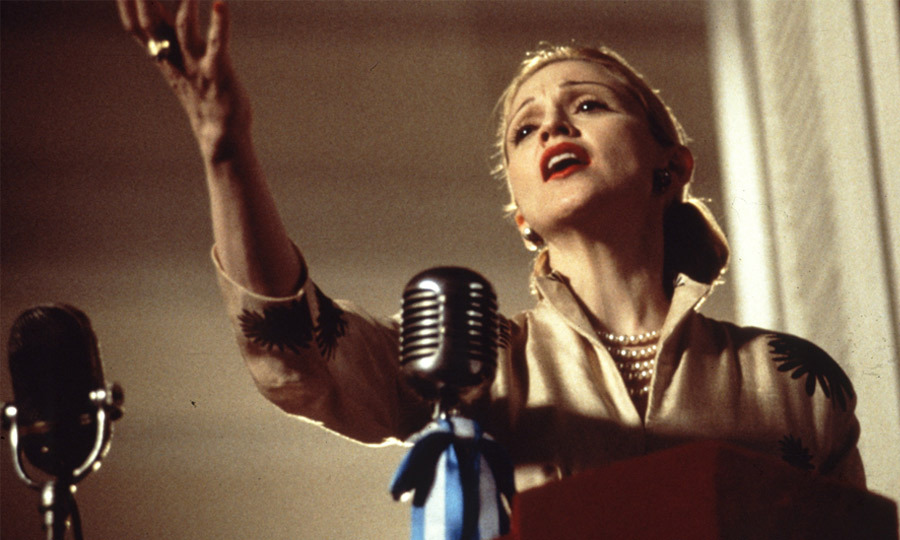 Madonna has really done it all, hasn't she? Beyond being a pop idol, Madonna started her film career in 1979's 'A Certain Sacrifice.' Since then, she appeared in the cult hit 'Desperately Seeking Susan' in 1985 and has stole the show in 'Dick Tracy,' 'A League of Their Own,' 'Evita'  and 'Dangerous Game.'
