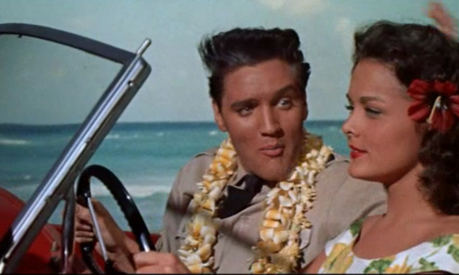 Elvis Presley was more than just the King of Rock and Roll: he was a heartthrob and an accomplished actor. Between 1956 and 1972, Elvis starred in 33 films. His first role came in the 1956 film 'Love Me Tender,' and he'd go on to create other memorable movies like 'Blue Hawaii,' 'Viva Las Vegas,' 'Harum Scarum,' 'Double Trouble,' 'Speedway' and 'Girls! Girls! Girls!'