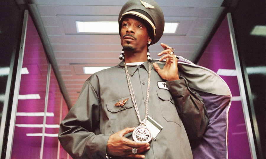 Snoop Dogg started his character-acting career playing Dra-Man in 1999's 'The Wrecking Crew,' but his official debut was playing himself in 1994's 'Murder Was the Case.' Since, he's had roles in 'Training Day,' 'Baby Boy,' 'The Wash,' 'Malibu's Most Wanted' and 'Soul Plane.' The rapper even has a voice-acting credit on the animated series 'Futurama.'