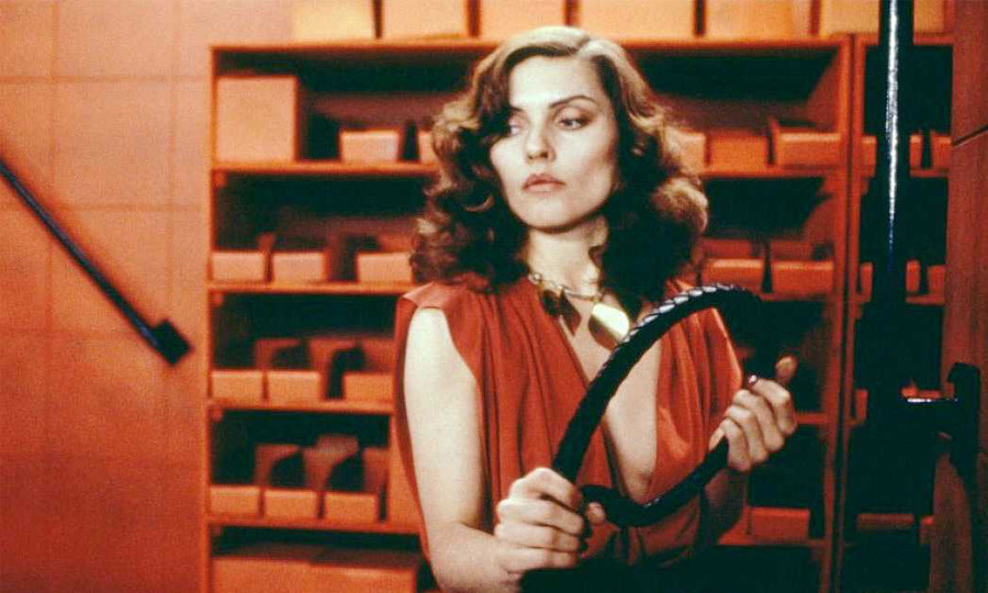 Deborah Harry (a.k.a. Blondie) has been on camera since 1975, beginning with an uncredited role as 'singer' in the film 'Deadly Hero.' One of her most famous roles is playing Nicki Brand in David Cronenberg's 'Videodrome,' but she's just as memorable as Velma Von Tussle in 1988's 'Hairspray.'