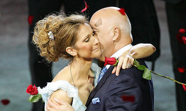 ... husband —... Celine Dion And Husband Age Difference
