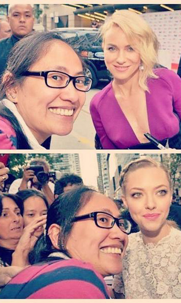 Naomi Watts and Amanda Seyfried (Images: Instagram)