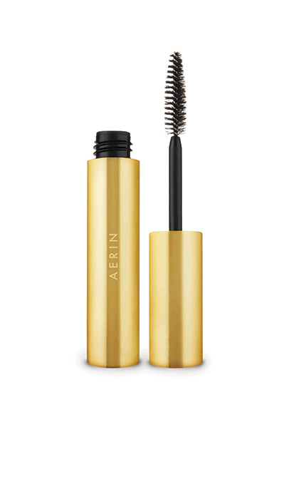 AERIN Lengthening and Volumizing Mascara, $34. Available in November at Holt Renfrew.