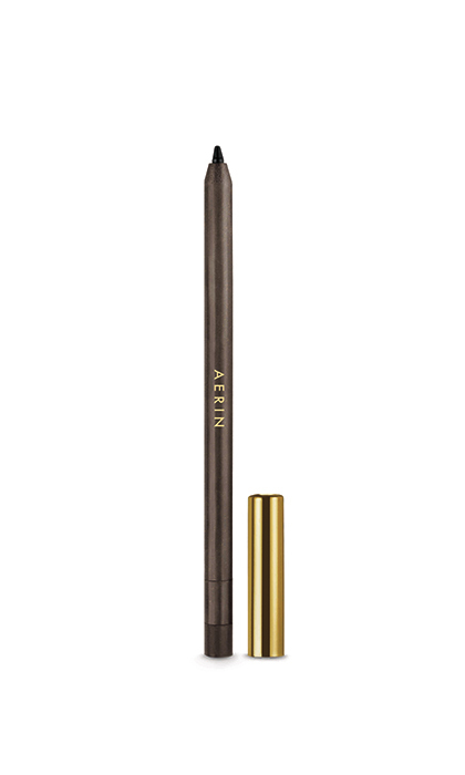 AERIN Cool Gel Eyeliner in Essential Brown, $32. Available now at Holt Renfrew.