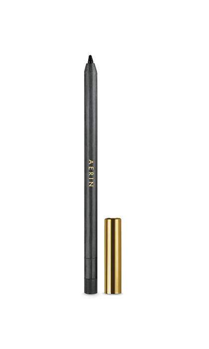 AERIN Cool Gel Eyeliner in Essential Black, $32. Available now at Holt Renfrew.