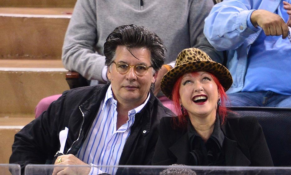 Pop idol Cyndi Lauper was born in Queens, New York, so it should come as no surprise that she supports the boys in blue. She recently attended Rangers games with her husband, David Thornton, in April and May of 2014. (Image: James Devaney/Getty Images)