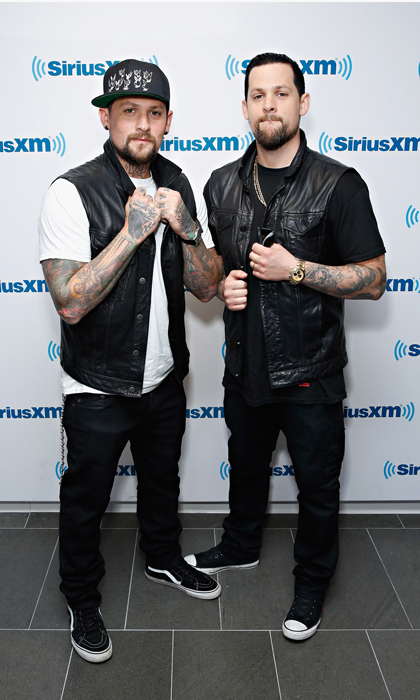 Benji and Joel Madden aren't just brothers who like to rock out – they're twins! The duo who helped found Good Charlotte have since taken to a different kind of pairing: Joel is married to Nicole Richie and Benji is romantically linked to Nicole's friend, Cameron Diaz. (Image: Getty)