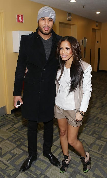 "KESHIA CHANTE AND RAY EMERY: Canadian R&B star Keshia Chanté is engaged to former Philadelphia Flyers goaltender ""Razor"" The singer met her beau in 2010. 