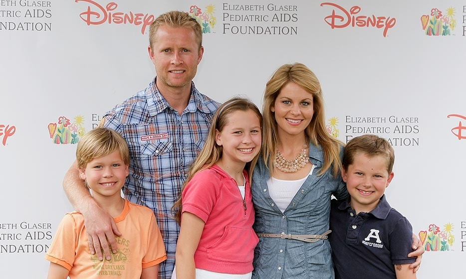 CANDACE CAMERON AND VALERI BURE: <em>Full House</em> star Candace Cameron has long been married to Valeri Bure, a former Russian ice hockey star who once played for the Montreal Canadiens. The pair had both retired from their respective acting and hockey careers in order to operate a winery in California together, but Candace now stars in <em>Fuller House</em>, the Netflix reboot of her hit '90s show. 