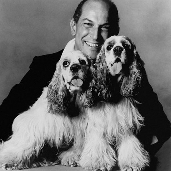 "Zac Posen: ""The #Genius The #Passion, The #Gentlemen. #OscarDeLaRenta #Rip my friend."" Photo: © Instagram"