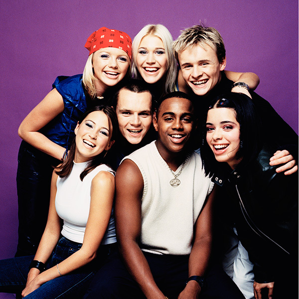 S Club 7 then and now: What happened to the cheesy pop ... |S Club 7 2014 Tina