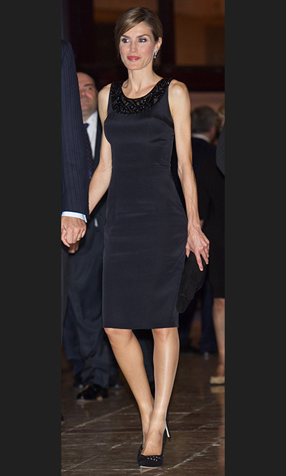 Queen Letizia of Spain Photo: © Getty Images