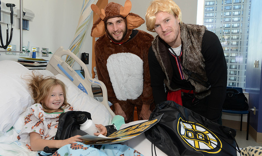 (Photo by Darren McCollester/Getty Images for Boston Children's Hospital)