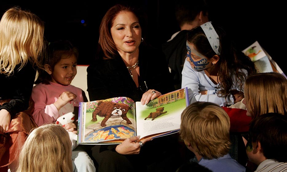 Singer Gloria Estefan has written two children's books about a bulldog named Noelle. The first, 'The Magically Mysterious Adventures of Noelle the Bulldog,' was released in 2005, while follow-up 'Noelle's Treasure Tale' debuted in 2006. 
