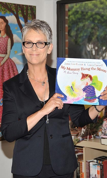 Jamie Lee Curtis has written eight best-selling children's books since 1995, co-authoring the lot with writer Laura Cornell. Her 1995 debut was 'When I Was Little: A Four-Year-Old's Memoir of Her Youth,' and 2012's 'My Brave Year of Firsts: Tries, Sighs, and High Fives' is the most recent. 