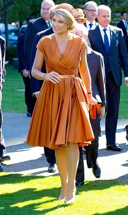 Queen Máxima of the Netherlands' top fashion moments from ...
