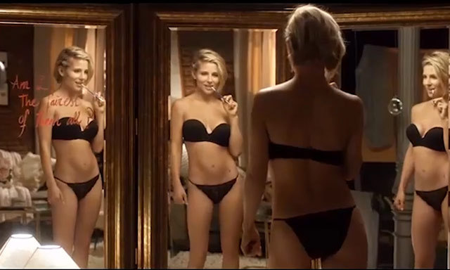 Elsa Pataky stuns in lingerie campaign eight months after ...