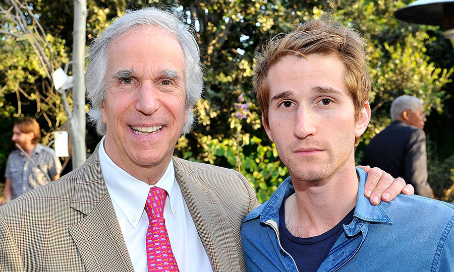 Henry Winkler's son, Max Winkler, has a few small acting gigs under his belt, including a guest role on the show 'Arrested Development', though he now spends most of his time behind the camera as a producer and director.