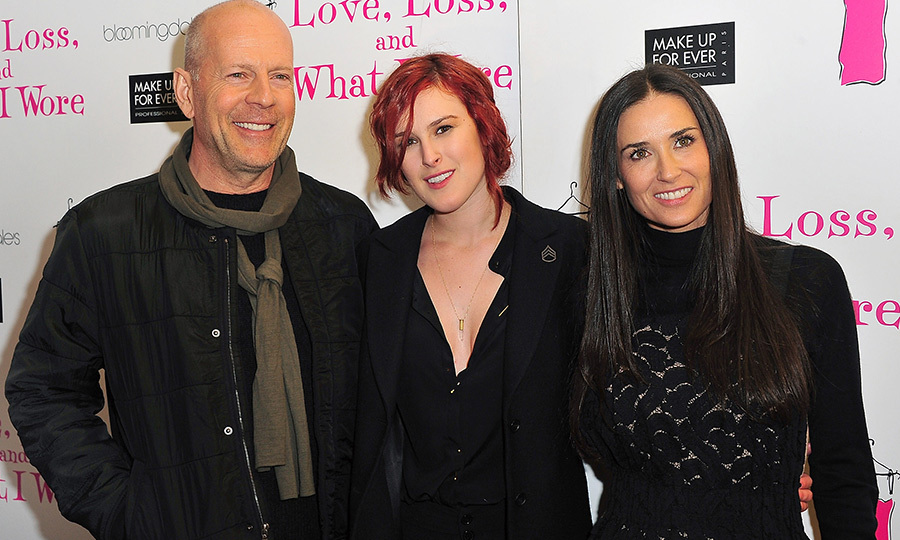 The eldest daughter of Bruce Willis and Demi Moore, Rumer Willis starred alongside her mother in 'Now and Then' and her father in 'The Whole Nine Yards' and 'Hostage.' She's also been featured in other films ('The House Bunny' and 'Sorority Row') and made guest appearances on numerous television shows.