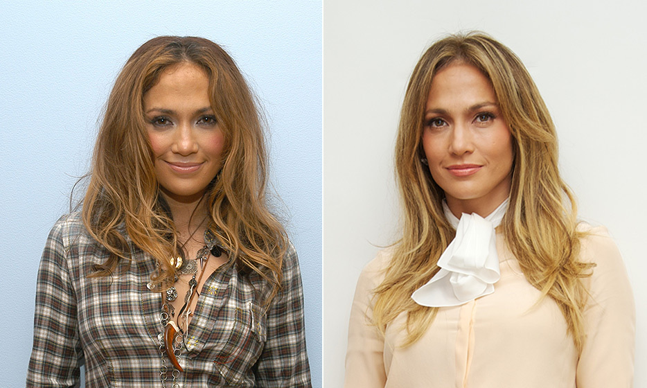 "Jennifer Lopez regularly outshines many stars on the red carpet, including those who are half her age. So how does the 45-year-old stunner keep her skin looking so fresh? ""Sleep! I treasure my time to sleep. It's just as important as eating or exercise,"" she says. (Photo: © Getty Images)"