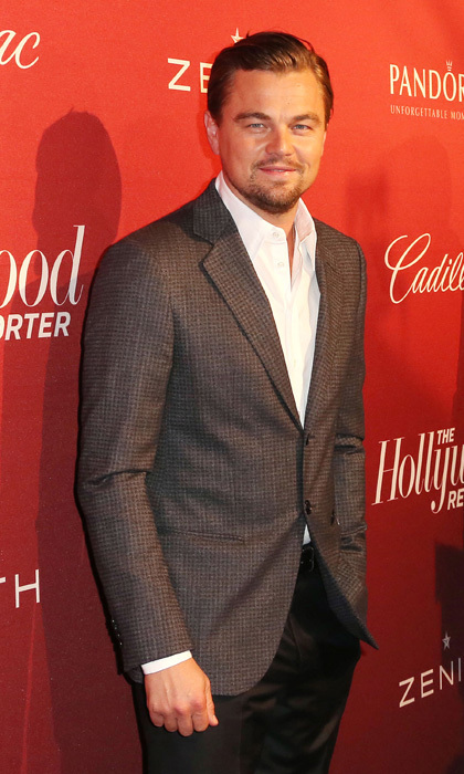 Leonardo DiCaprio and guests partied at Soho House in West Hollywood