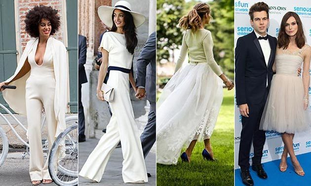Canada Wedding Outfits