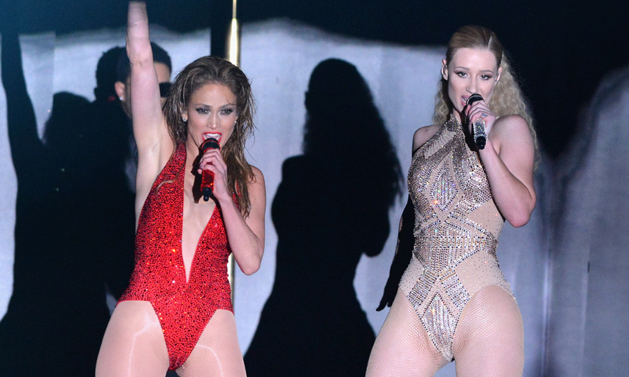 Jennifer Lopez and Iggy Azalea: © Getty Images