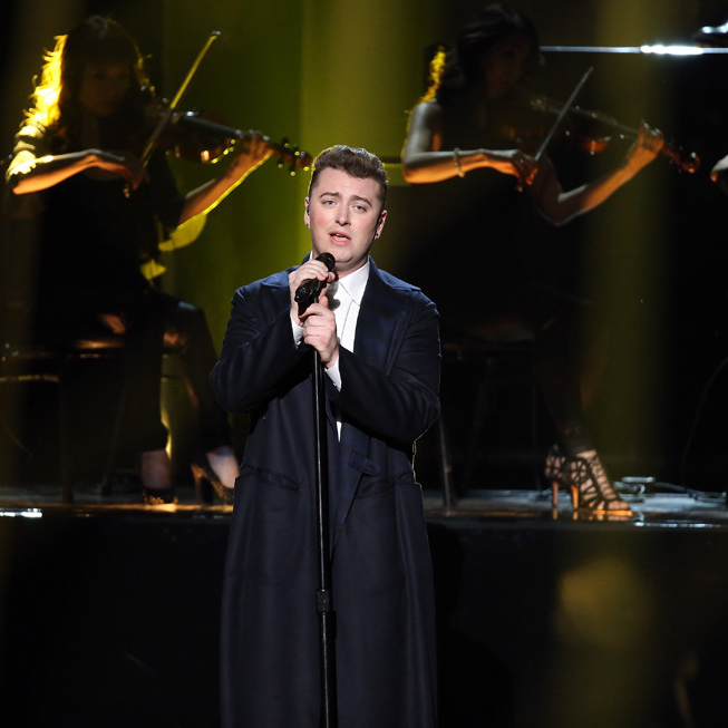 Sam Smith: © Getty Images