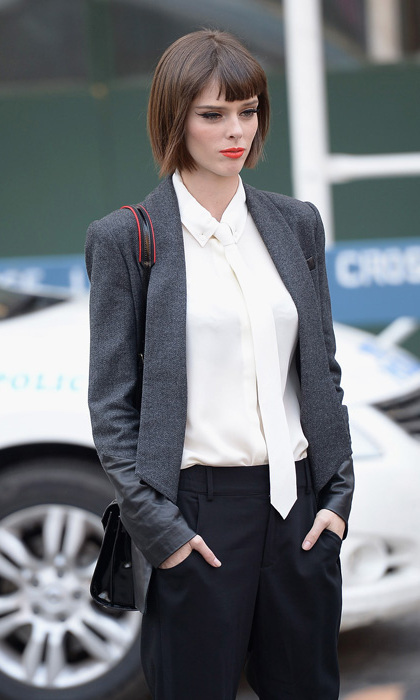 COCO ROCHA, model