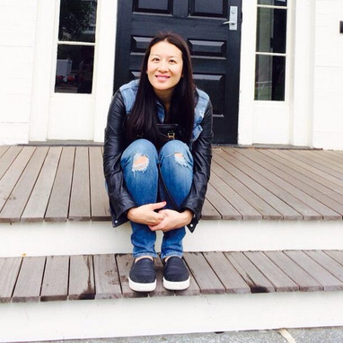 ELAINE LUI, host on 'The Social'