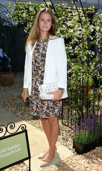 Rocking florals for the Chelsea Flower Show. Photo: © Getty Images
