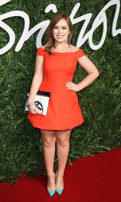 Tanya Burr Photo: © Getty Images