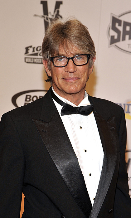 ERIC ROBERTS: Gritty Hollywood film star Eric Roberts is famous for his recurring role on the NBC drama 'Heroes.' He also starred as Sal Maroni — a Gotham City Mafia boss — in 'The Dark Knight' and 'The Dark Knight Rises.' His sister, Julia Roberts, and his daughter, Emma Roberts, also have acting careers.