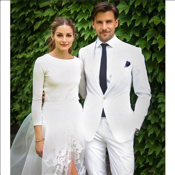 Olivia Palermo & Johannes Huebl