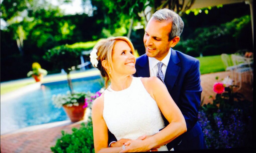 Katie Couric & John Molner
