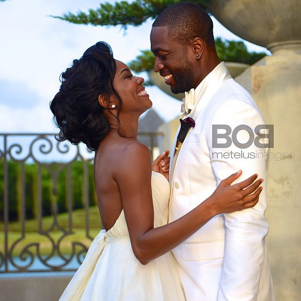 Gabrielle Union & Dwayne Wade